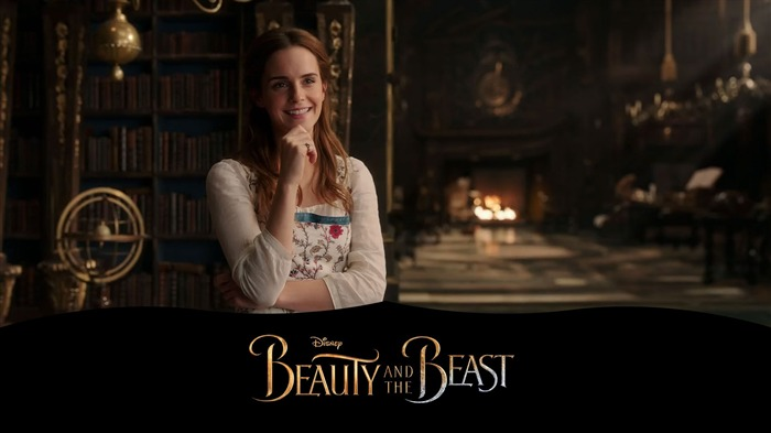 Beauty And The Beast 2017 Movies HD Wallpaper 16 Views:515