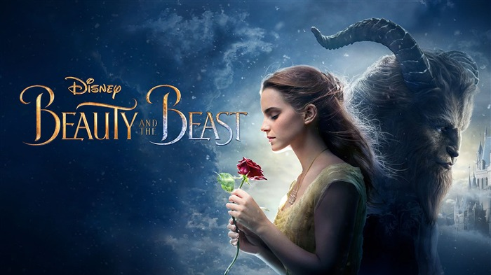 Beauty And The Beast 2017 Movies HD Wallpaper 17 Views:770