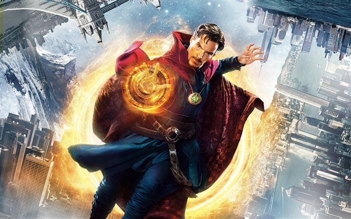 Doctor Strange-2017 Oscars Movie Wallpaper Views:994