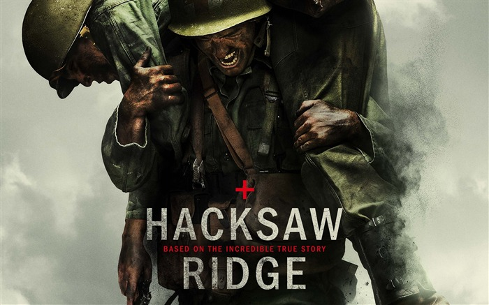 Hacksaw Ridge-2017 Oscars Movie Wallpaper Views:614