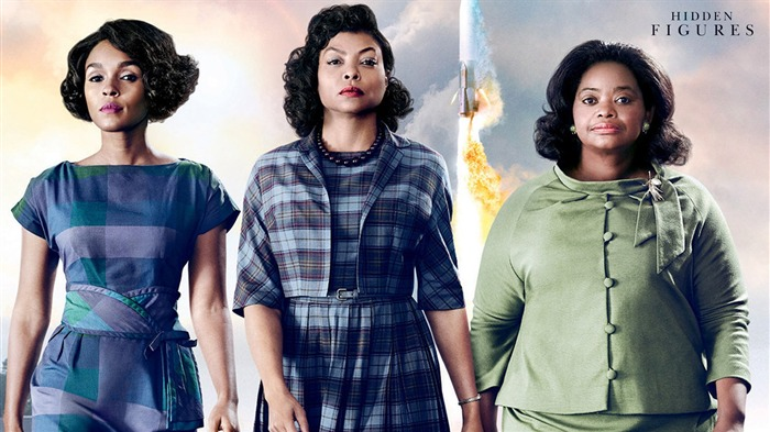 Hidden Figures-2017 Oscars Movie Wallpaper Views:682