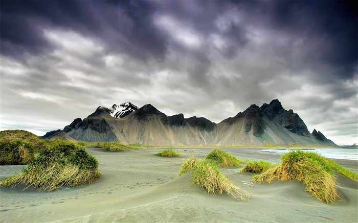 Iceland Travel Nature Landscape Photo Wallpaper 06 Views:1058