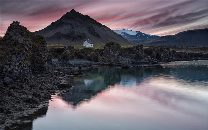 Iceland Travel Nature Landscape Photo Wallpaper 07 Views:982