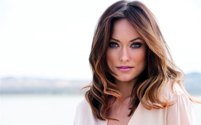 Olivia Wilde 2017-Beauty Photo HD Wallpapers Views:617