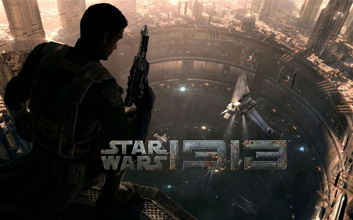Star Wars 1313-2017 Game HD Wallpapers Views:718