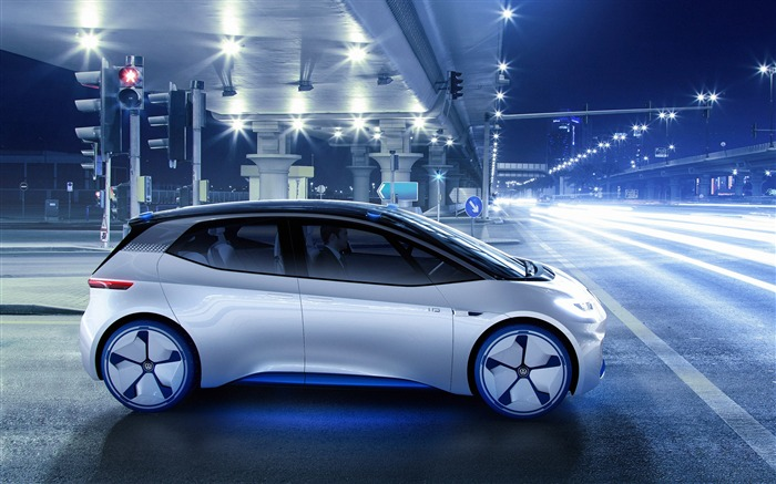 Volkswagen id concept-High Quality HD Wallpaper Views:667