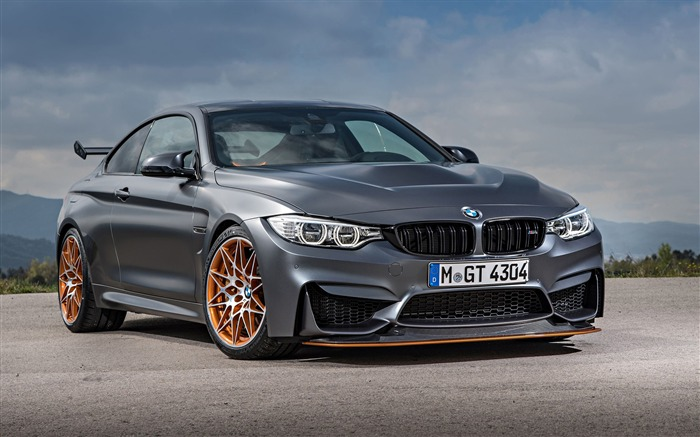 2017 BMW m4 gts-Brand Car HD Wallpaper