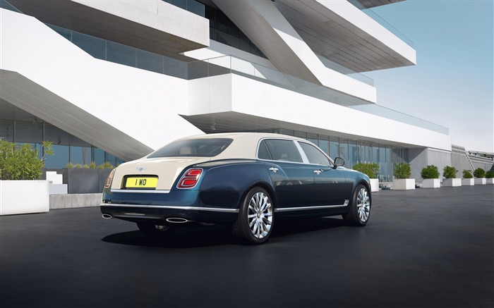 2017 Bentley Mulsanne Hallmark Wallpaper 01