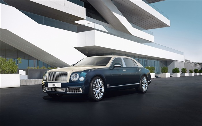 2017 Bentley Mulsanne Hallmark Auto Wallpaper Views:5109
