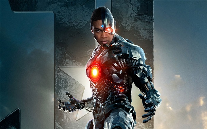 Cyborg-Ray Fisher-Justice League 2017 HD Wallpaper Views:1173