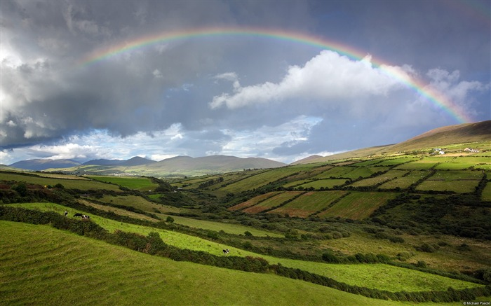 Dingle peninsula ireland-Country Nature Scenery Wallpaper Views:1006