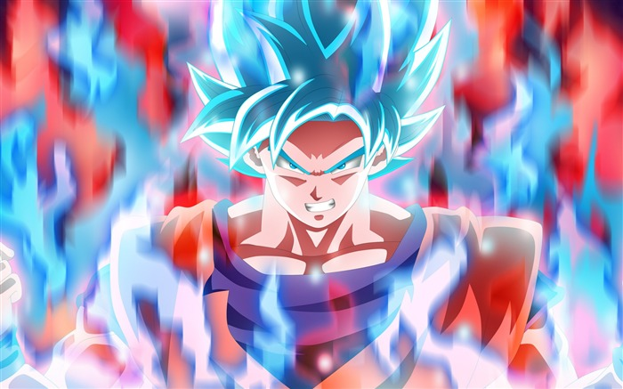 Dragon Ball Super Anime Design HD Wallpaper 03 Views:1609