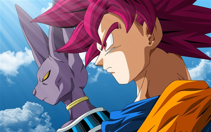 Dragon Ball Super Anime Design HD Wallpaper 07 Views:1731