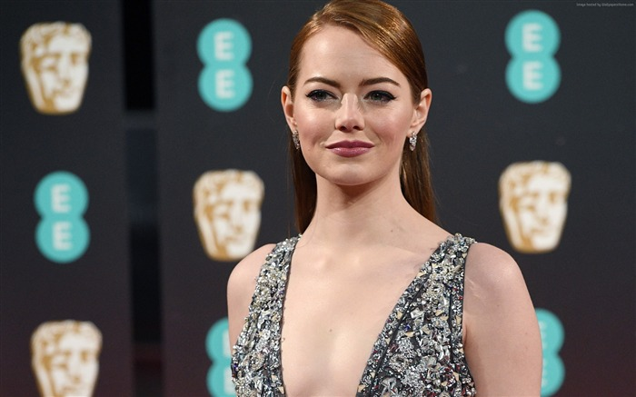 Emma Stone Oscar-2017 Beauty HD Photo Wallpaper