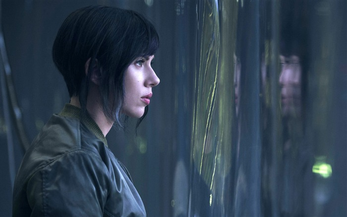 Ghost in the Shell 2017 Scarlett Johansson Wallpaper 14