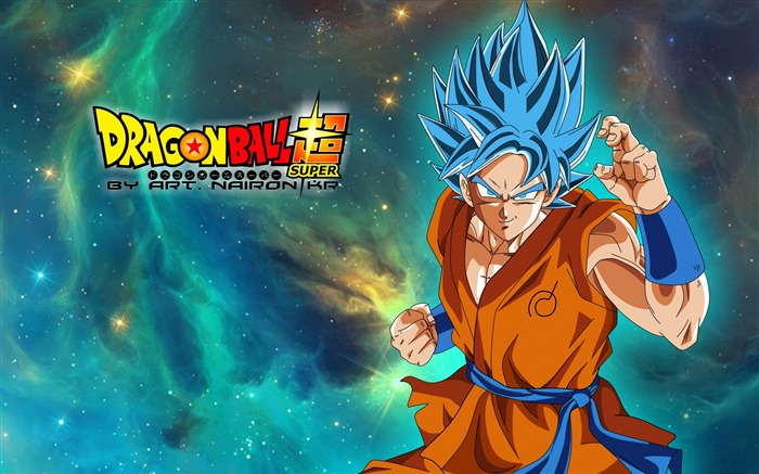 Dragon Ball Super Anime Design HD Wallpaper Views:4710