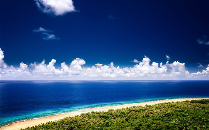 Guam beaches-Scenery High Quality Wallpaper