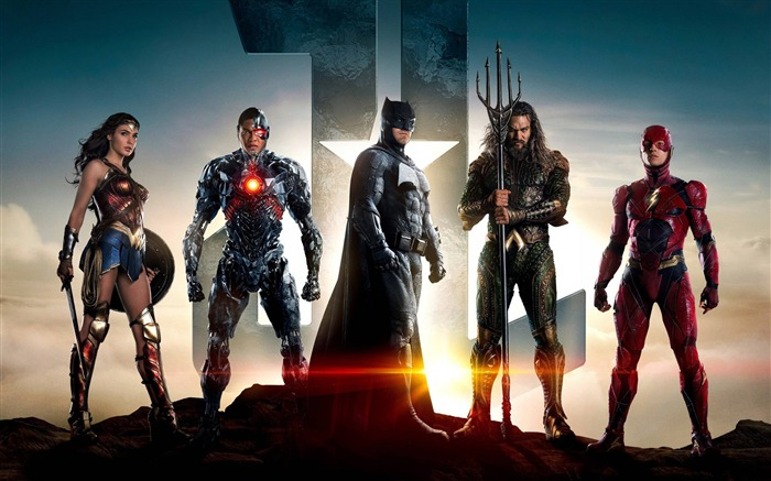 Justice League Superheroes 2017 Movies HD Wallpaper Views:7072