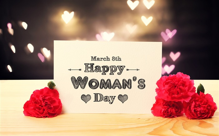 March 8 Happy Womens Day 2017 Wallpaper 03 Views:1090