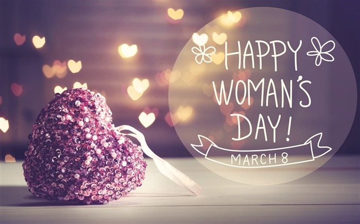 March 8 Happy Womens Day 2017 Wallpaper 04 Views:1128