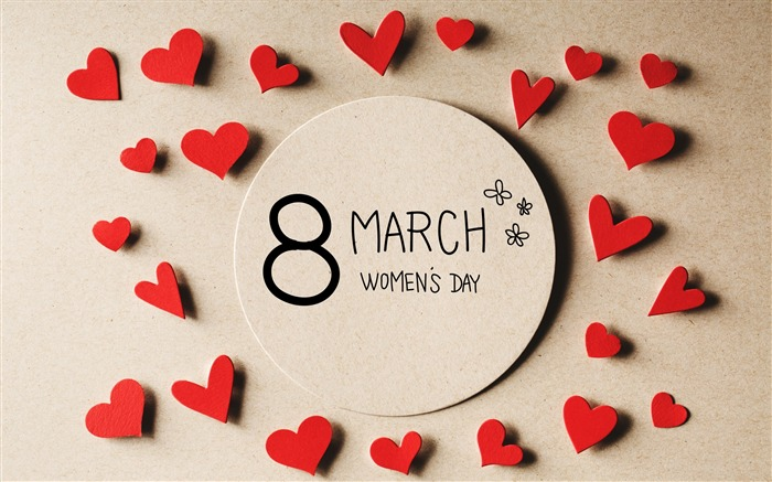 March 8 Happy Womens Day 2017 Wallpaper 05