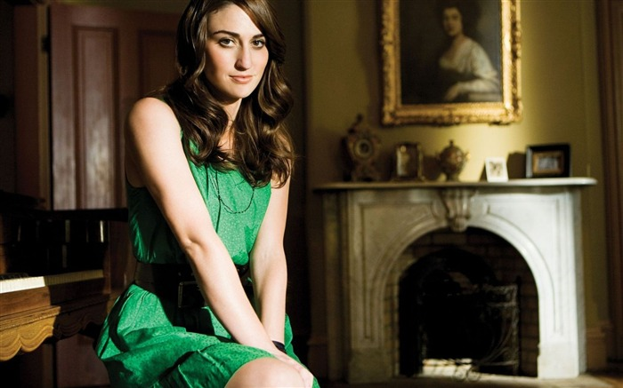 Sara Bareilles-2017 Beauty Girl Wallpapers Views:512