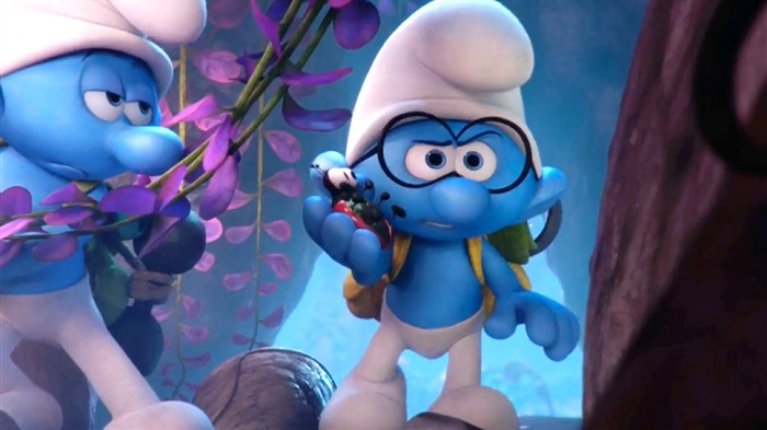 Smurfs The Lost Village 2017 HD Wallpaper 11 Views:1030