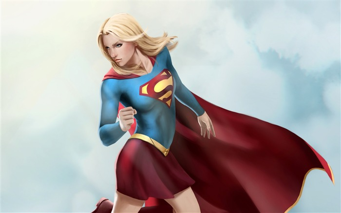 Supergirl artwork-2017 High Quality Wallpaper Views:1695