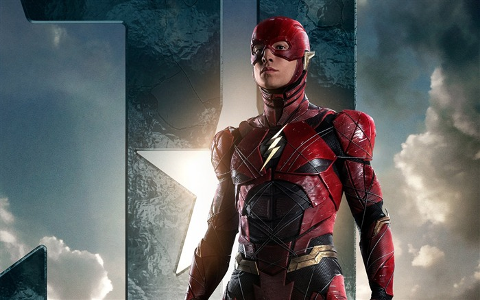 The Flash-Ezra Miller-Justice League 2017 HD Wallpaper Views:1113
