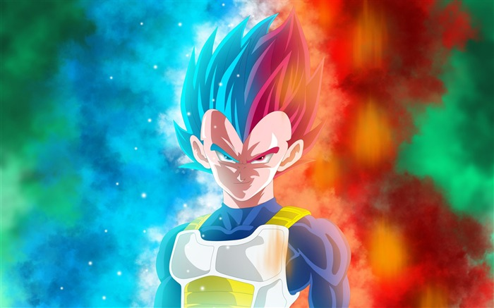 Vegeta Dragon Ball Super Anime Design HD Wallpaper Views:1704