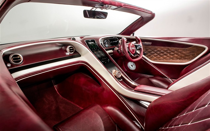 2017 Bentley EXP 12 Speed 6e Concept Wallpaper 10