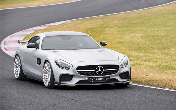 2017 Motorsport Mercedes-AMG GT HD Wallpaper Views:1854