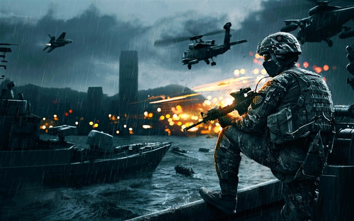 Battlefield 4 game-High Quality Wallpaper