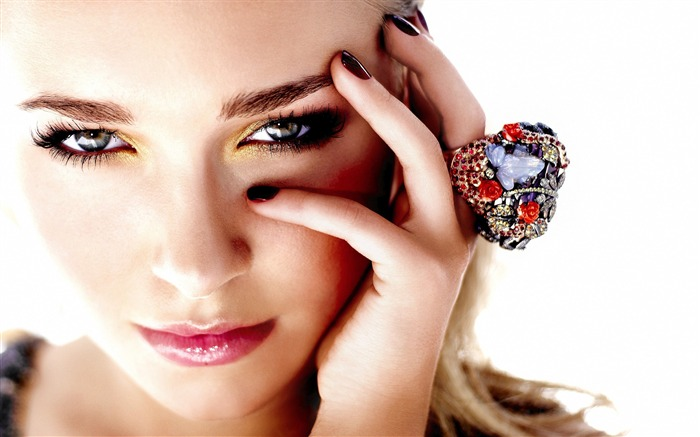 Hayden Panettiere-Beauty HD Photo Wallpapers Views:1242