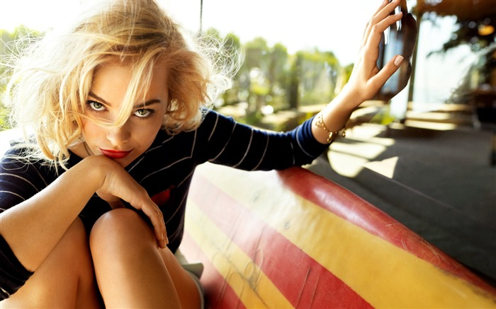 Margot Robbie-Beauty HD Photo Wallpapers Views:1321