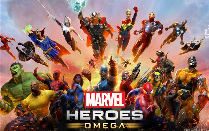 Marvel heroes omega-2017 High Quality Wallpaper Views:1192