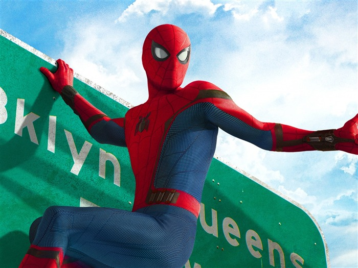 Spider Man Homecoming-2017 Movie HD Wallpapers Views:1066