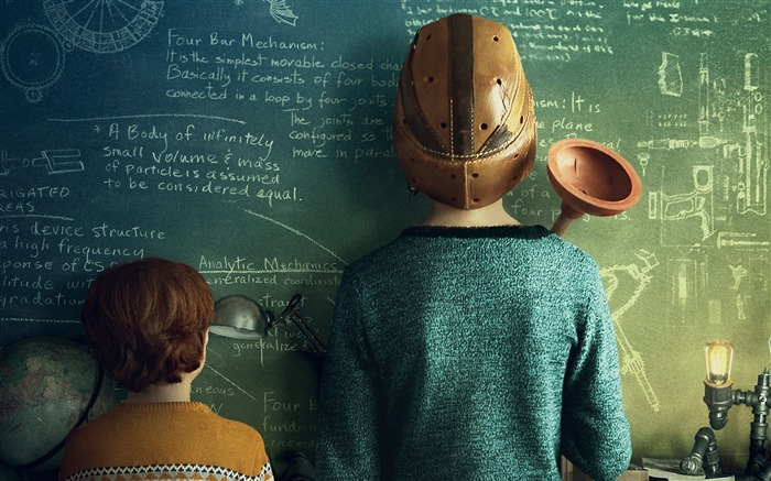 The Book Of Henry-2017 Movie HD Wallpapers Views:994
