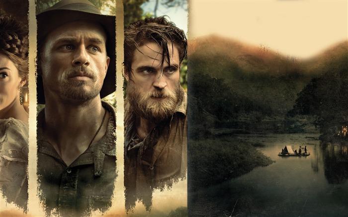 The Lost City of Z-2017 Movie HD Wallpapers Views:862