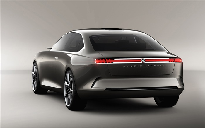 2017 Pininfarina hybrid kinetic h600-Car Poster HD Wallpaper Views:1261