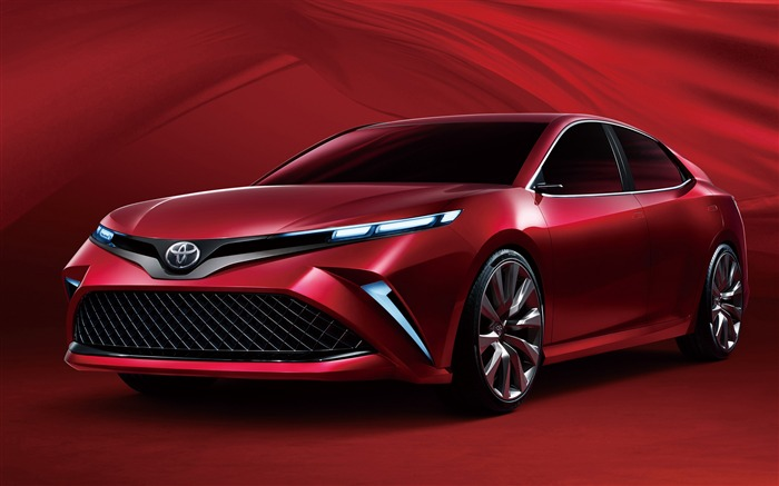 2017 Toyota camry-Car Poster HD Wallpaper Views:1790