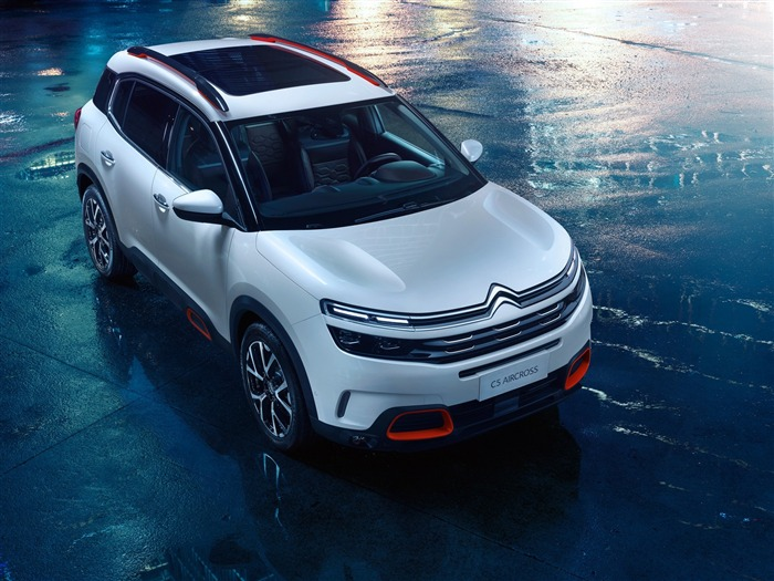 2018 Citroen c5 aircross electric suv-Car Poster HD Wallpaper Views:1784
