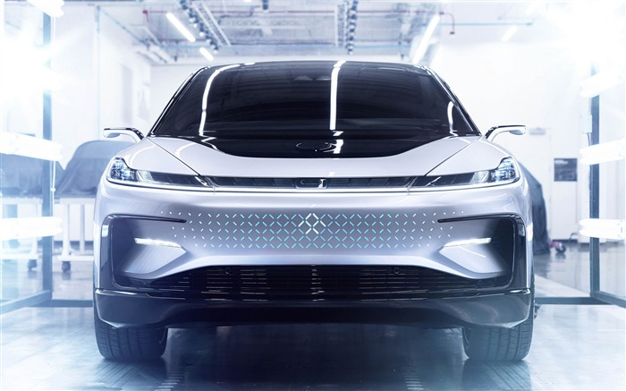 Faraday future ff91-Car Poster HD Wallpaper Views:1728