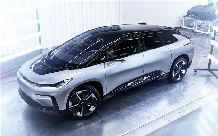 Faraday future ff91-Car Poster HD Wallpapers Views:1371