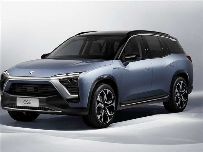 Nextev nio es8-Car Poster HD Wallpapers Views:768