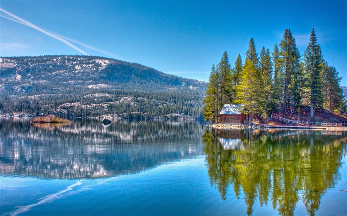 Red lake toiyabe national forest-Photography HD wallpaper Views:1567
