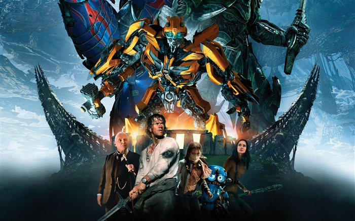 Bumblebee Transformers The Last Knight-2017 Movie HD Wallpapers Views:1102