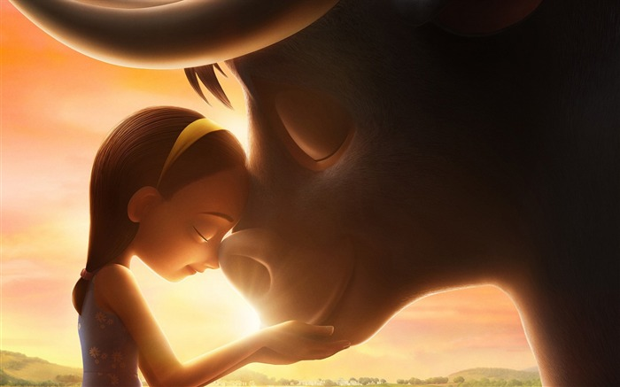 Ferdinand 2017 Animation-2017 Movie HD Wallpapers Views:817