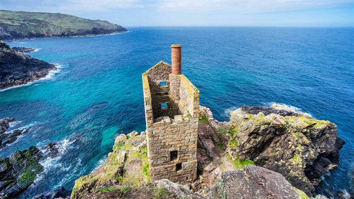Cornwall Crowns engine house in Botallack-2017 Bing Desktop Wallpaper Views:3083 Date:7/22/2017 11:42:15 PM