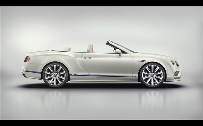 2018 Bentley Continental GT HD Wallpaper 01